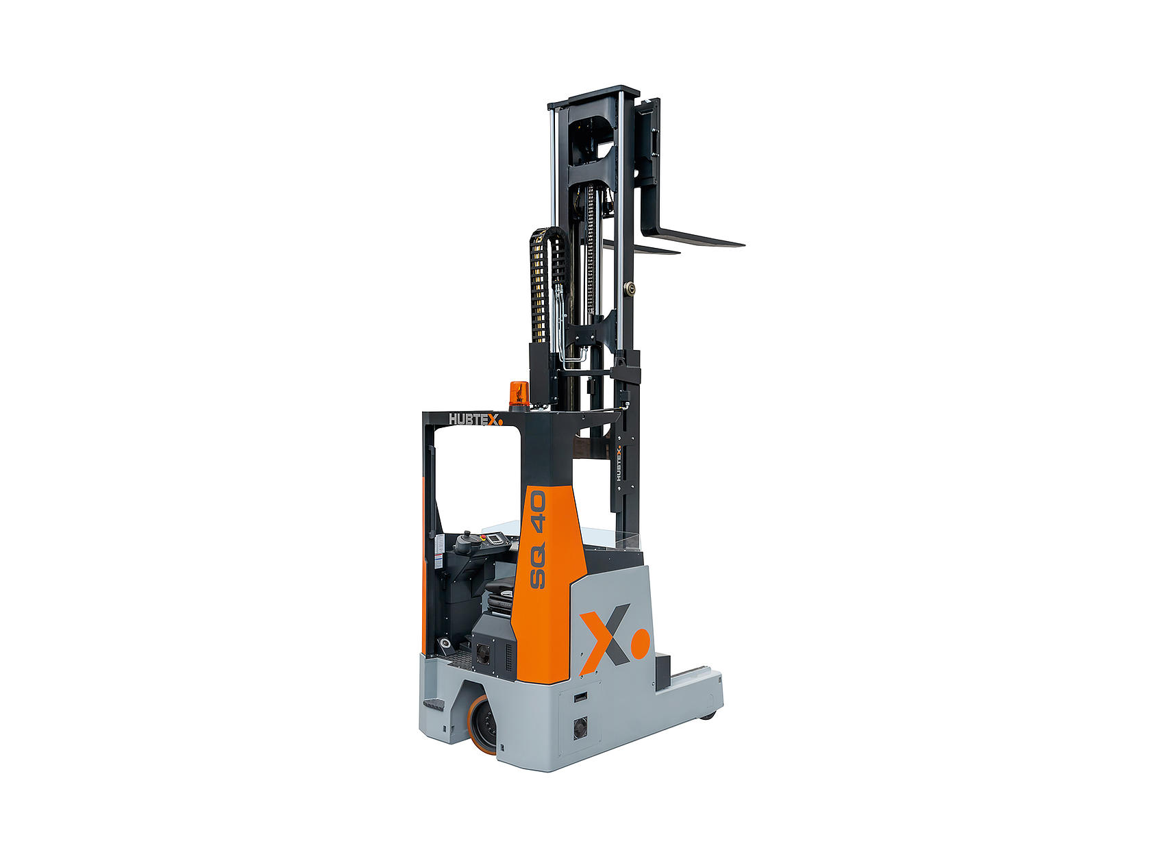 HUBTEX reach trucks