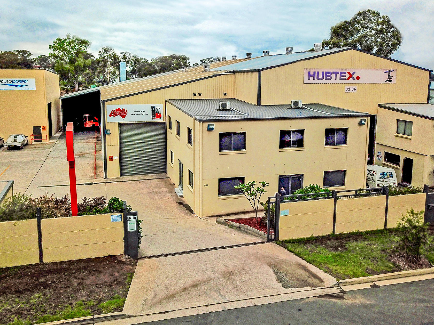 HUBTEX Australia new member of the HUBTEX Group